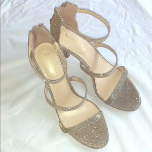 Sparkling Kelly & Katie shoes!